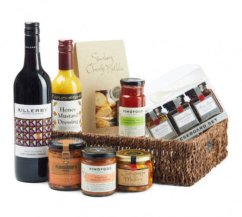 All You Need Is Cheese - Gift Basket