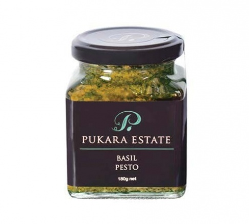 Pukara Estate Basil Pesto 180g