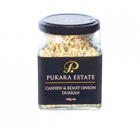 Pukara Estate Cashew and Roast Onion Dukkah 100g