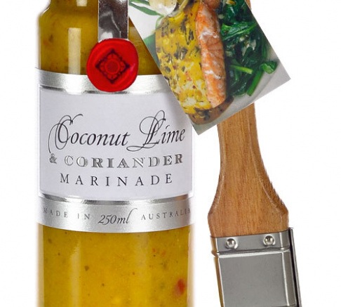 Ogilvie & Co Coconut Lime and Coriander Marinade 250ml
