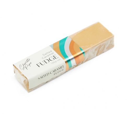 Charlotte Piper Salted Caramel Fudge 130g