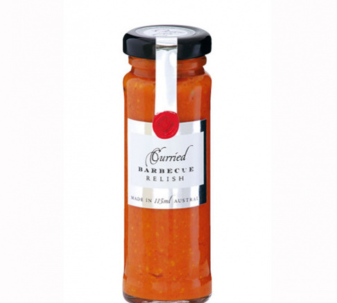 Ogilvie & Co Curried BBQ Relish 115ml