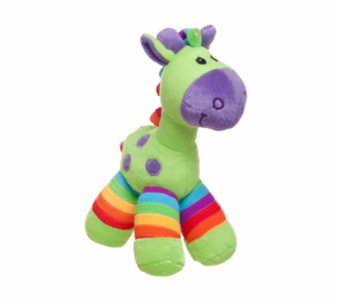 Gerry Giraffe - Lime Green 20cm