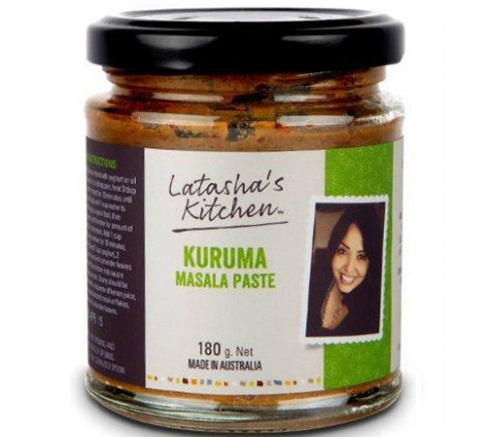 Latasha's Kitchen Kuruma (Korma) Masala Paste 180g