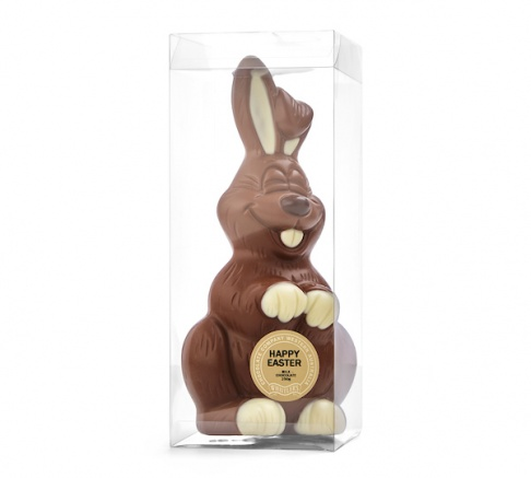 Whistlers Chocolate Laughing Bunny - Various Sizes
