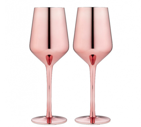 Tempa Wine Glasses - Pair - Assorted Colours