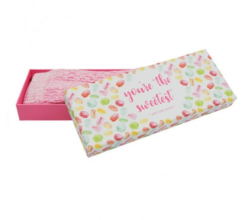 Sock Gift Box - You're The Sweetest