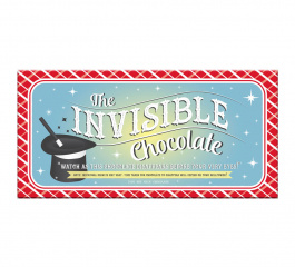 Bloomsberry Invisible Milk Chocolate 100g