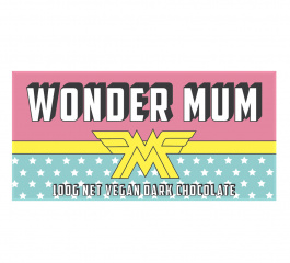 Bellaberry Wonder Mum Dark Chocolate 100g