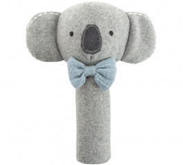 Koala Hand Rattle - Pink or Blue