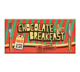 Bloomsberry Chocolate For Breakfast Milk Chocolate 100g