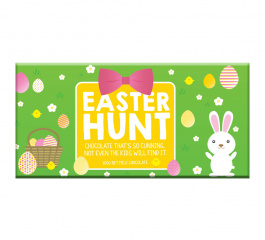 Bloomsberry Easter Hunt Milk Chocolate 100g