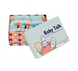 Tippy Toes - Baby Talk Socks Set