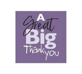 A Great Big Thank You Book