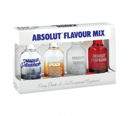 Absolut Vodka Mini Gift Set