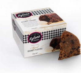 Kytons Bakery Aged Brandy Pudding 700g