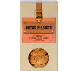 Ogilvie & Co Tucker Box Anzac Biscuits 75g