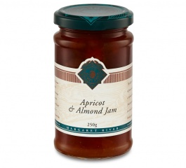The Berry Farm Apricot and Almond Jam 250g