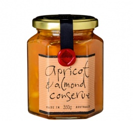 Ogilvie & Co Apricot and Almond Conserve