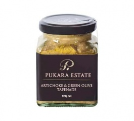 Pukara Estate Artichoke and Green Olive Tapenade 170g