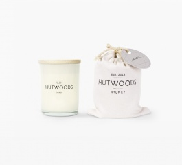Hutwoods Candle Baked Apple Cinnamon and Vanilla 125g