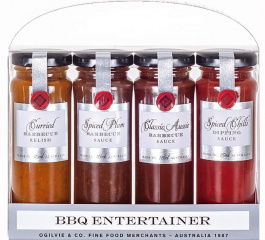 Ogilvie & Co BBQ Entertainer Quad Pack