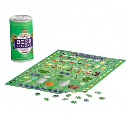 Beer Lovers Jigsaw Puzzle 500PCS