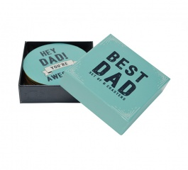 Coasters - Best Dad