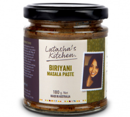 Latasha's Kitchen Biriyani Masala Paste 180g