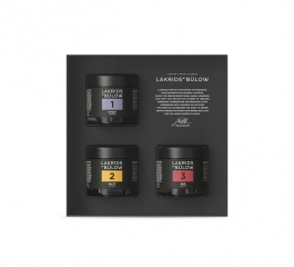 Lakrids Black Box 1, 2 and 3 Gift Set 450g