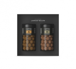 Lakrids Black Box A and D Gift Set 530g