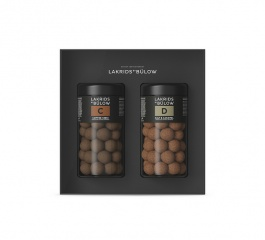 Lakrids Black Box C and D Gift Set 530g