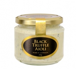 Ogilvie & Co Black Truffle Aioli 180g