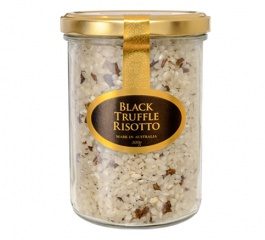 Ogilvie & Co Black Truffle Risotto 300g