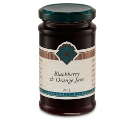 The Berry Farm Blackberry and Orange Jam 250g