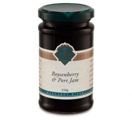 The Berry Farm Boysenberry and Port Jam 250g