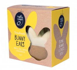 Molly Woppy Choc Topped Gingerbread Bunny Ears 145g