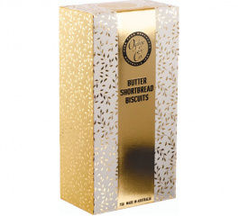 Ogilvie & Co Golden Butter Shortbread 75g