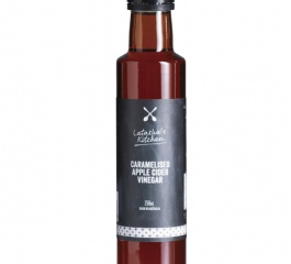 Latasha's Kitchen Caramelised Apple Vinegar 250ml