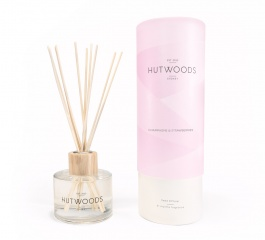 Hutwoods Diffuser Champagne and Strawberries 200ml