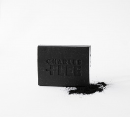 Charles and Lee Charcoal Soap Duo Pack