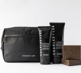 Charles and Lee Shaving Essentials Gift Set