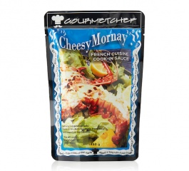 Gourmetchef Cheese Mornay Sauce 450g