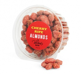 Wicked Nuts Cherry Ripe Almonds - Various Sizes