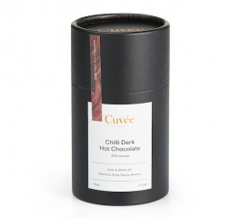 Cuvee Chocolate Chilli Dark Hot Chocolate 150g