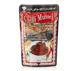 Gourmetchef Chilli Mussel Sauce 450g