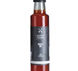 Latasha's Kitchen Chilli Oil 250ml
