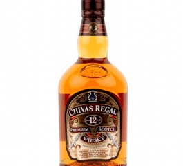 Chivas Regal 12 Year Old Scotch Whisky 700ml Boxed