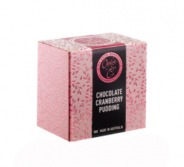 Ogilvie & Co Chocolate Cranberry Pudding 80g