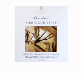 Moreish Menu Chocolate Meringue Bites 30g